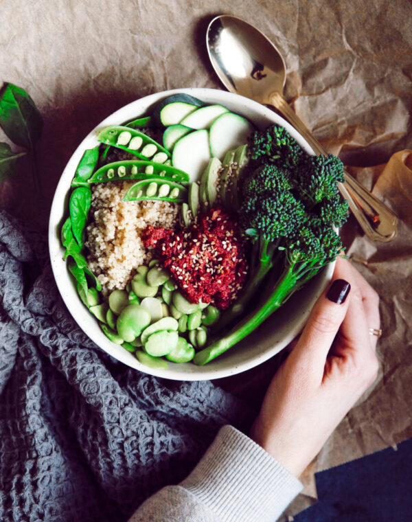 Bimi® brokkoli-bowl