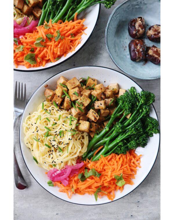 Bimi®-tofu-bowl
