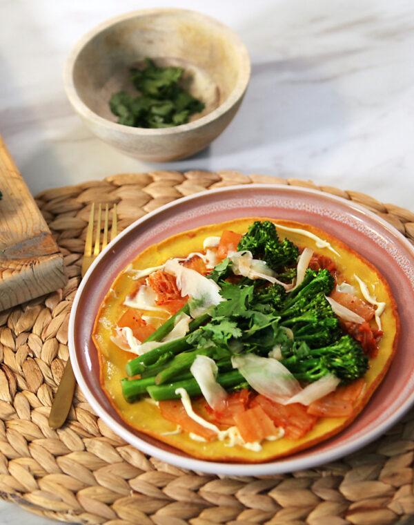 Japanse pannenkoek