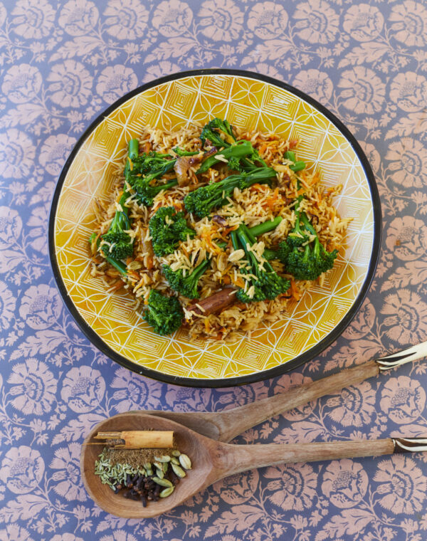 Swahili Bimi® Broccoli Ris-pilaf