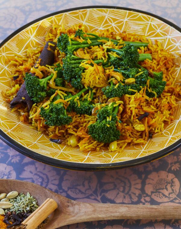 Swahili Bimi® Brokkoli Reis Pilaw