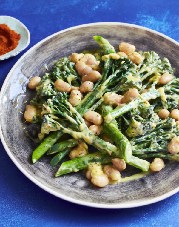 Bimi® brócolos com creme de açafrão