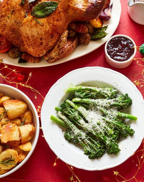 Bimi® broccoli cacio e pepe