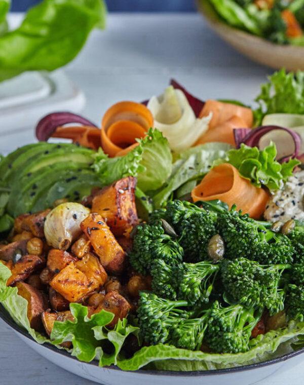Bimi® Broccoli Buddha Bowl