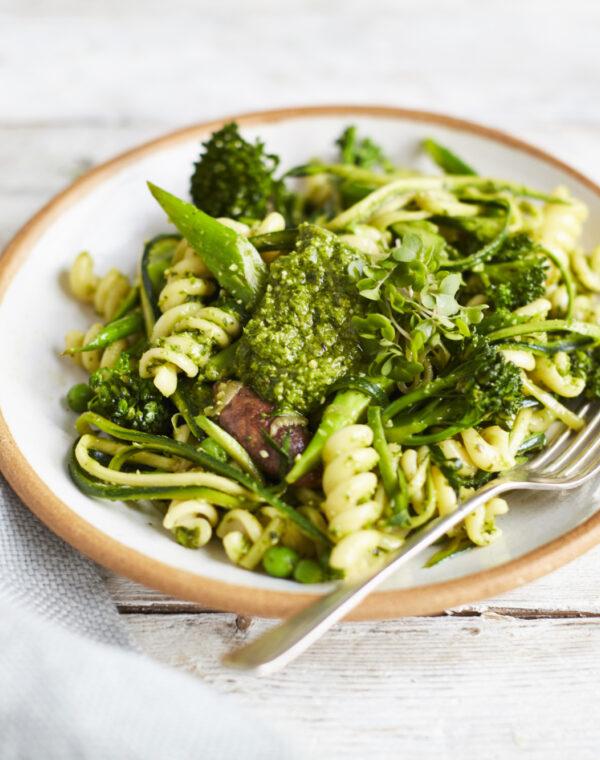 Grønn Bimi® brokkoli pasta