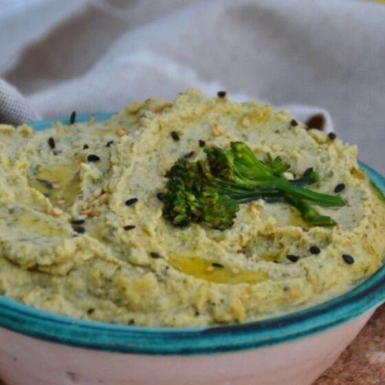 Hummus de Bimi® brócoli