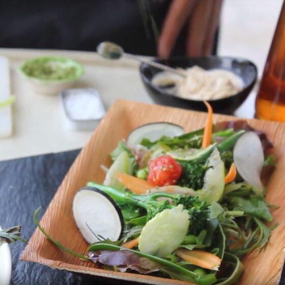 Ensalada oriental de Bimi® brócoli