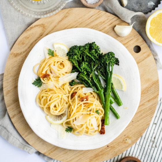 Pasta Bimi® med citron