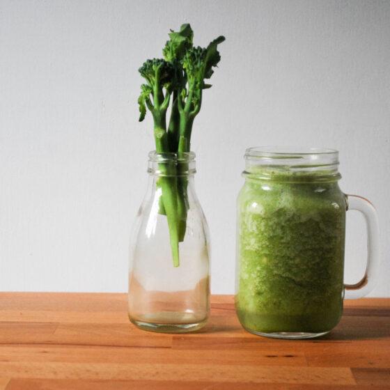 Trink-Dein-Gemüse Smoothie