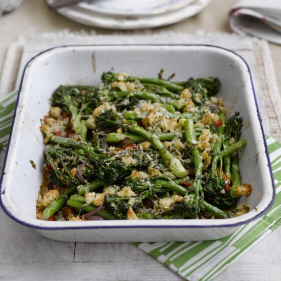 Bimi® brokkoli fiskegrateng