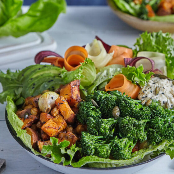 Bimi® brokkoli buddha bowl