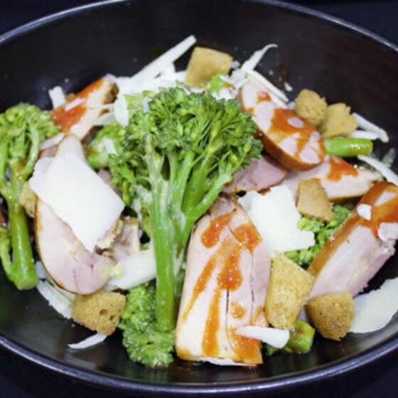 Ensalada Cesar de Bimi® brócoli