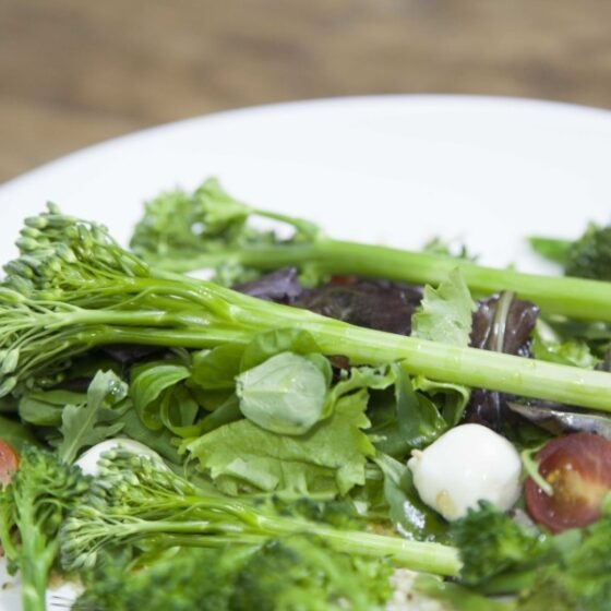 Bimi® brócolos salada e rebentos