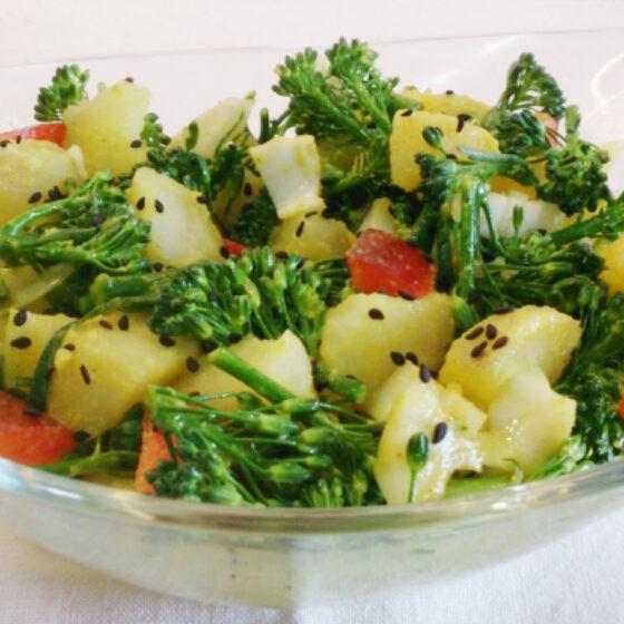 Ensalada de Bimi® brócoli y patata