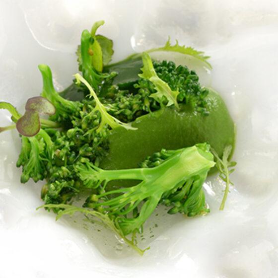 Puré de Bimi® brócoli