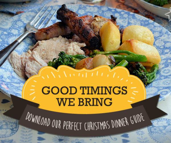 Good Timings We Bring - Christmas Dinner Timings Guide