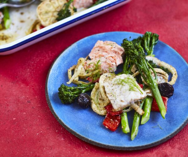 Tenderstem® broccoli teams up with Dr Rupy in The Doctor's Kitchen