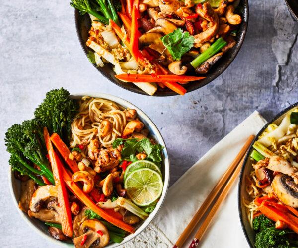 Easy Chinese Chicken Stir Fry with Tenderstem® broccoli