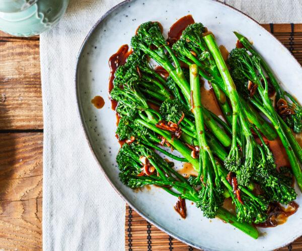Easy Chinese-inspired Tenderstem® broccoli side dish