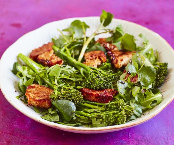 Marmite toast Tenderstem® broccoli