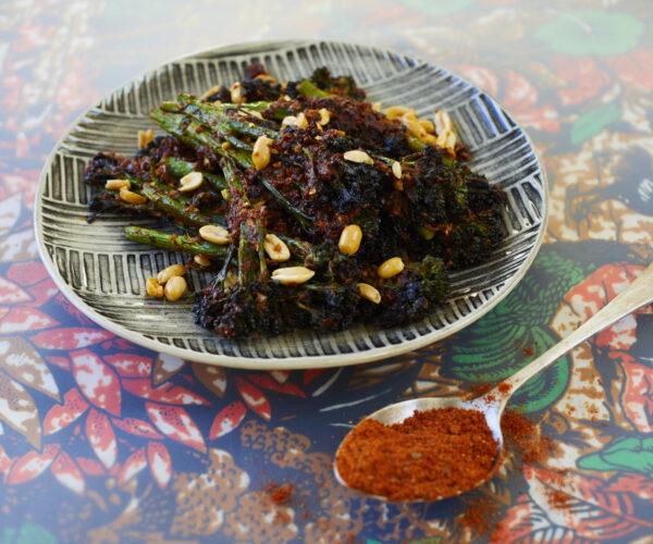 Ghanaian-Spiced Tenderstem® broccoli