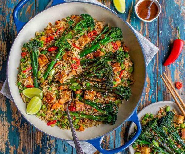 Veganuary 2021 Meal Plan