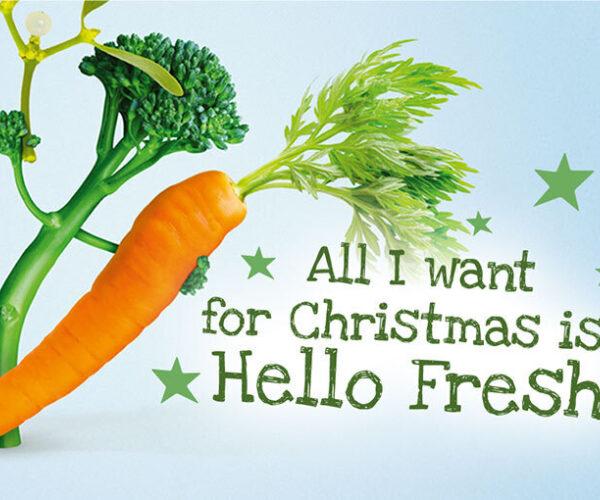 Hello fresh christmas