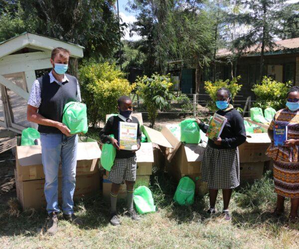 Tenderstem<sup>®</sup> helps community school in Kenya