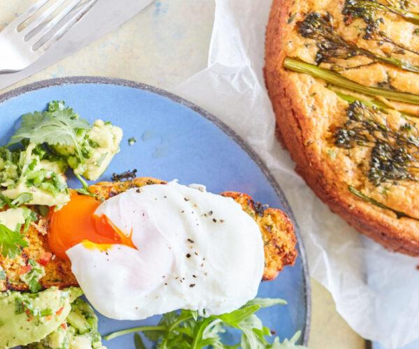 Tenderstem® broccoli Chilli Cheese Cornbread