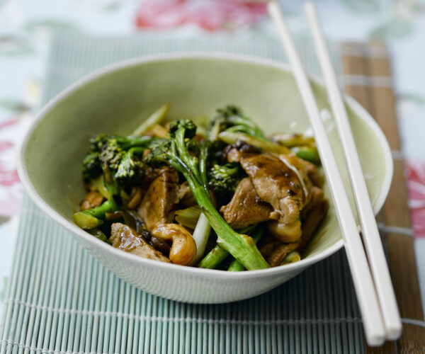 Celebrate Chinese New Year Cooking with Tenderstem<sup>®</sup> broccoli