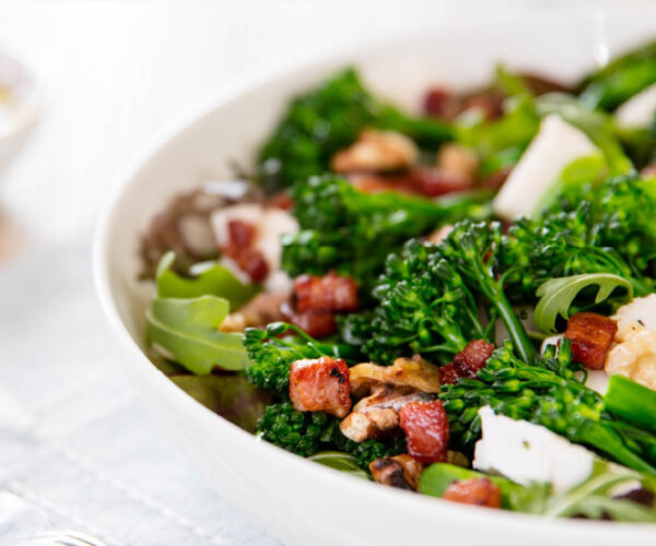 Cooking with Tenderstem® broccoli
