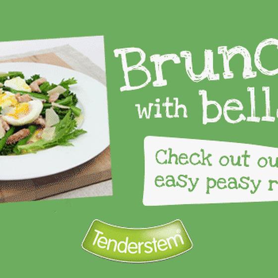 Tenderstem® broccoli, Bacon & Egg Brunch Salad