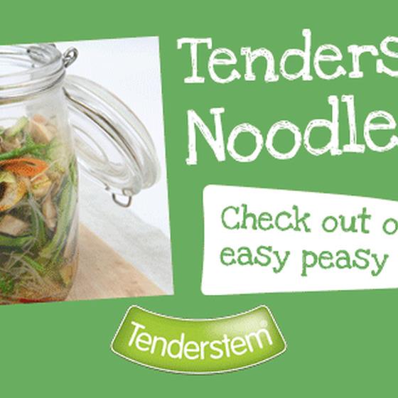 Tenderstem® broccoli Noodle Pot