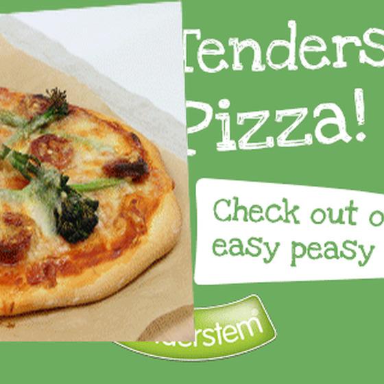 Tenderstem® broccoli & Chorizo Pizza