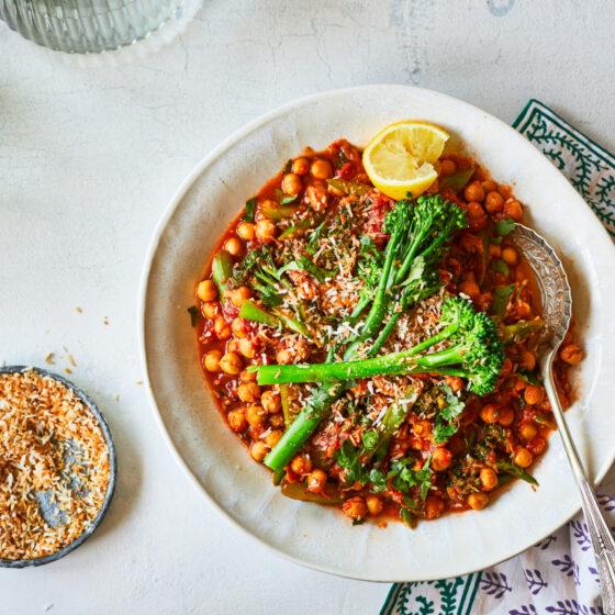 Indian-inspired Tenderstem® broccoli side dish