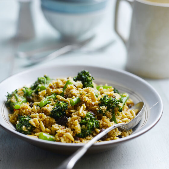 Middle Eastern Couscous & Tenderstem® broccoli