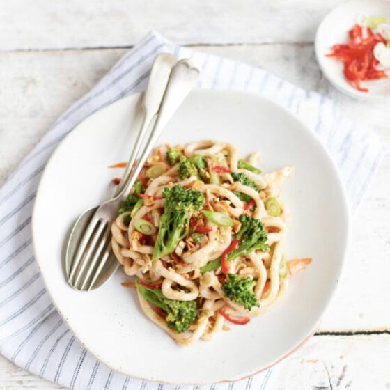Donal Skehan's Nutty Tenderstem® broccoli Satay Noodles