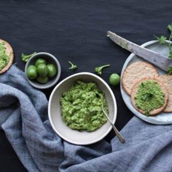 Raw Tenderstem® broccoli Pesto