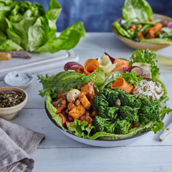 Tenderstem® broccoli Buddha Bowl