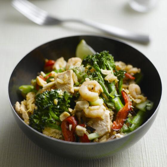 Tenderstem® broccoli Nasi Goreng