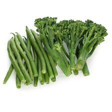 Tenderstem® Broccoli and Green Beans