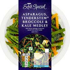 ASDA Tenderstem® Broccoli and Kale Medley