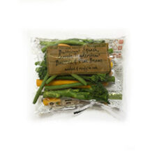 M&S Butternut Squash, Tenderstem® broccoli and Fine Beans
