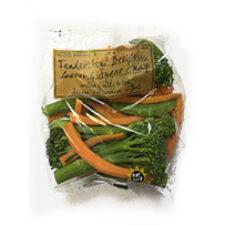 M&S Tenderstem® broccoli, Carrot and Sugar Snap Peas