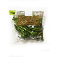 M&S Tenderstem® broccoli, Extra Fine Beans, Sugar Snap Peas and Asparagus