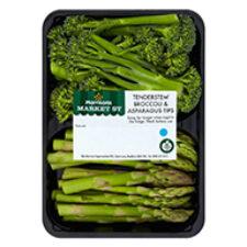 Morrisons Tenderstem® Broccoli and Asparagus Tips