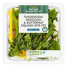 Morrisons Tenderstem® Broccoli and Butternut Stir Fry
