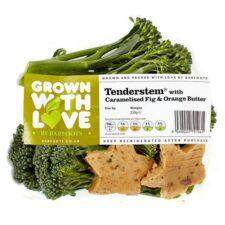 Tenderstem® broccoli with Caramelised Fig & Orange Butter