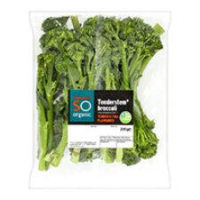 Sainsbury's Tenderstem® broccoli SO Organic