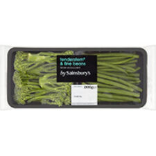 Sainsbury's Fine Beans & Tenderstem® broccoli